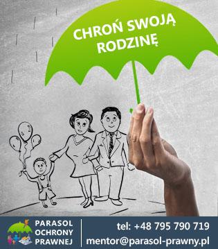 ochrona prawna rodzin